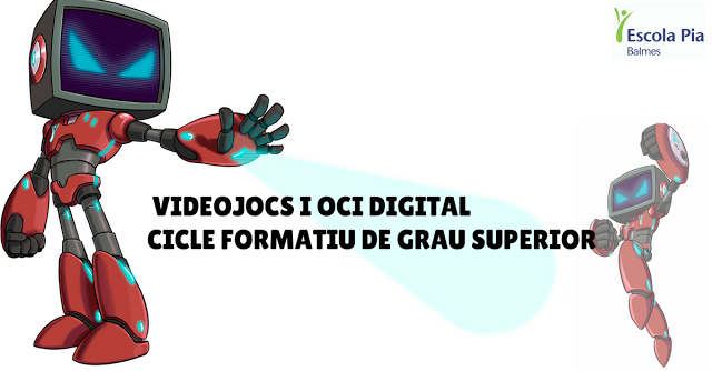 CFGS Videojocs i Oci digital